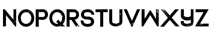 Dedecus Putro Regular Font UPPERCASE