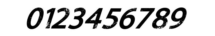 DedecusPutro-Italic Font OTHER CHARS