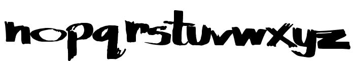 DefyLogic Font LOWERCASE