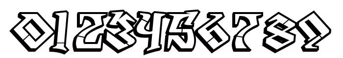 Degrassi-Regular Font OTHER CHARS