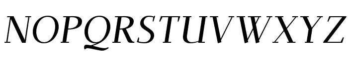 Dehuti Alt Bold Italic Font UPPERCASE