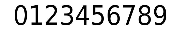 DejaVu Sans Condensed Font OTHER CHARS