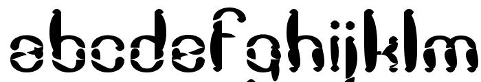 Dekon Font LOWERCASE