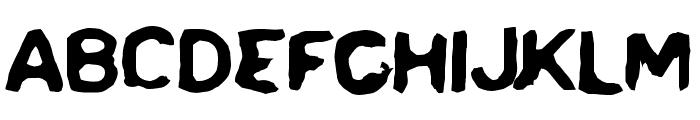 Delerium Font LOWERCASE