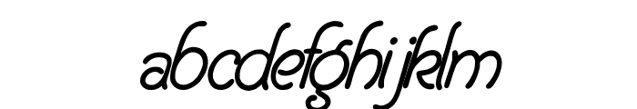 Delicacy Font LOWERCASE