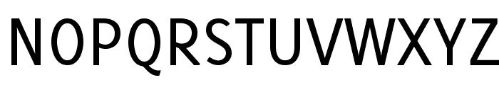 Delicious-Roman Font UPPERCASE