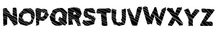 DeliciousMocha Font UPPERCASE