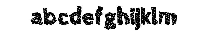 DeliciousMocha Font LOWERCASE
