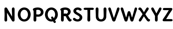 DeliusUnicase-Bold Font UPPERCASE