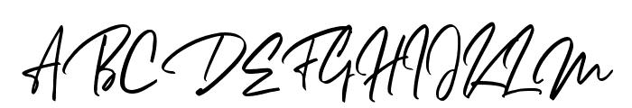 Dellamonde Font UPPERCASE