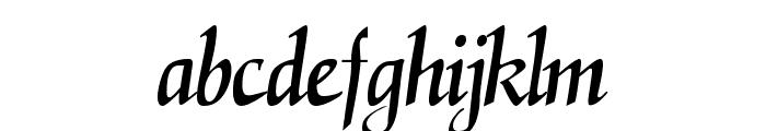 Deloise Font LOWERCASE