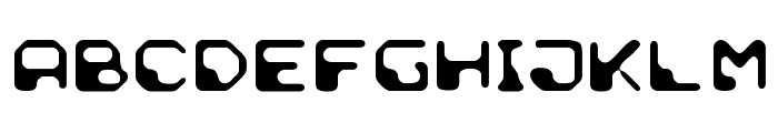 Demun Lotion Font UPPERCASE