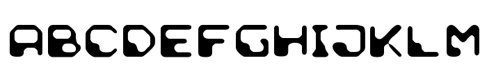 Demun Lotion Font LOWERCASE