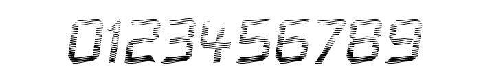 Dennis Hill Speeding Font OTHER CHARS