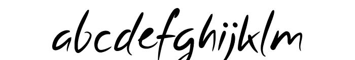 Dennor Light Font LOWERCASE