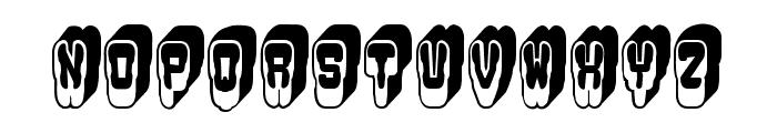 Dentist Regular Font LOWERCASE