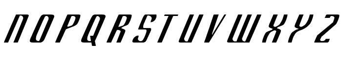 Department K Font LOWERCASE