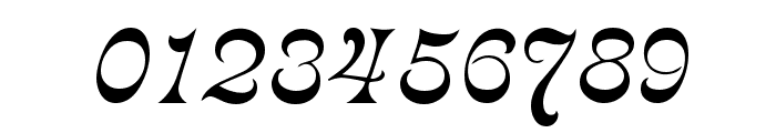 Derniere Font OTHER CHARS