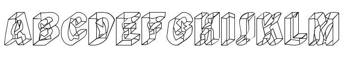 Derrida Font LOWERCASE