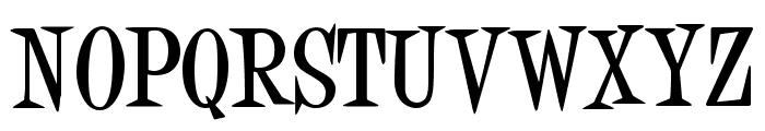 Desigers Bold Font UPPERCASE