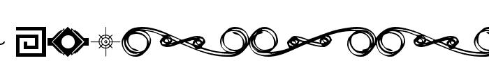 DesignMotif Font LOWERCASE