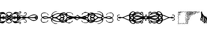 Designer Mix II Font LOWERCASE