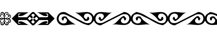 Designer Stuff Font LOWERCASE