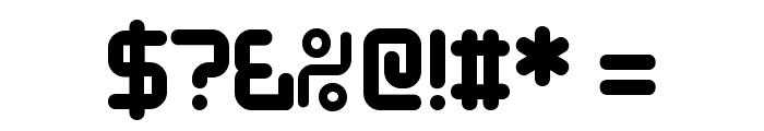 DesignerBlock Font OTHER CHARS