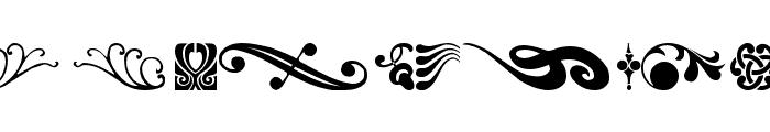 DesignerPlus Font LOWERCASE