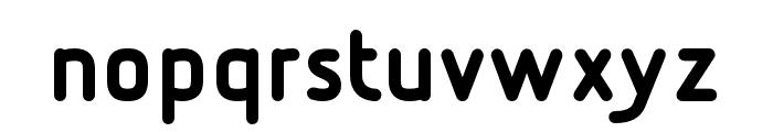 DesignioBold Font LOWERCASE