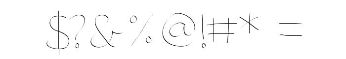 DeterioratetheInternet Font OTHER CHARS