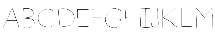 DeterioratetheInternet Font UPPERCASE