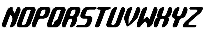 Detonate BRK Font UPPERCASE