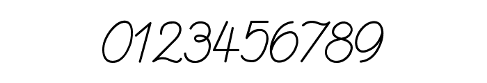 DeutscheNormalschrift Font OTHER CHARS
