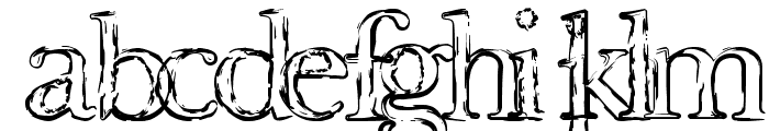 Devotion and Desire - Bayside Font LOWERCASE