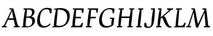 Devroye Unicode Font UPPERCASE