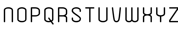 Dewberry Bold Font UPPERCASE