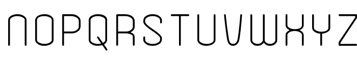 Dewberry Font UPPERCASE
