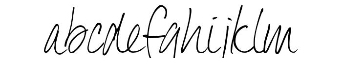 DexteraTrial Font LOWERCASE