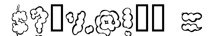 defecafont Font OTHER CHARS