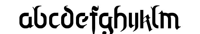 defeqto Font LOWERCASE