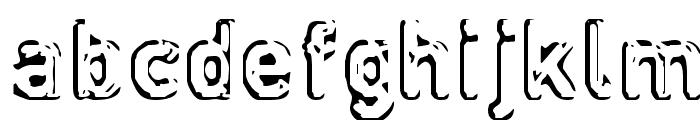 defora Font LOWERCASE