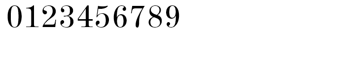 De Vinne Text Font OTHER CHARS