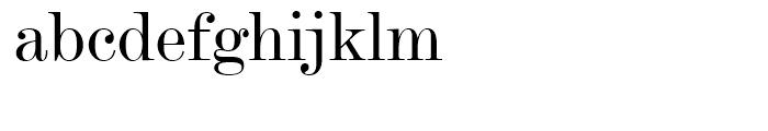 De Vinne Text Font LOWERCASE