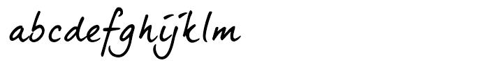 DearJoe 5 Casual Pro Smallface Font LOWERCASE