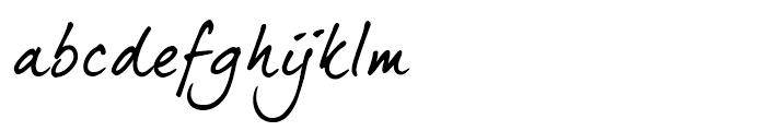 DearJoe 5 Casual Pro Font LOWERCASE