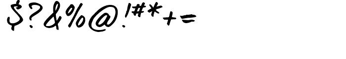 DearJoe 6 Regular Font OTHER CHARS