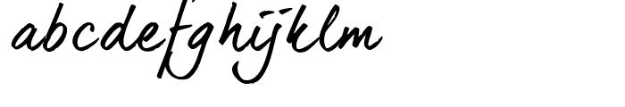 DearJoe 6 Regular Font LOWERCASE