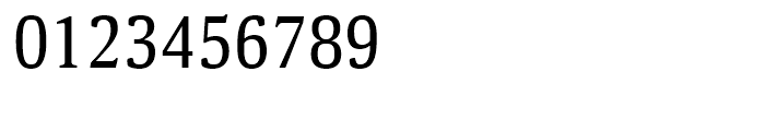 Deca Serif Regular Font OTHER CHARS