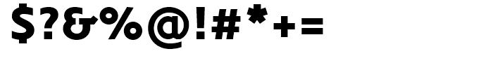 Deedee Heavy Font OTHER CHARS